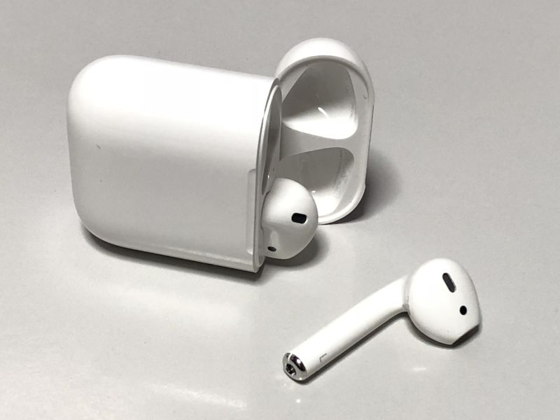 airpods 左 耳 聞こえ ない